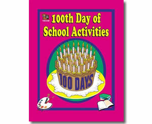 100th Day of School Activities - Fun 100th Day of School Books for Kids