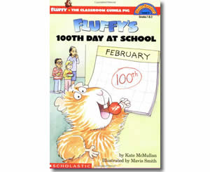 Fluffy's 100th Day of School - Fun 100th Day of School Books for Kids