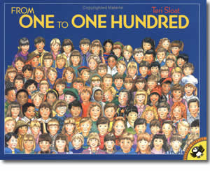 From One to One Hundred - Fun 100th Day of School Books for Kids