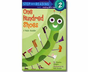 One Hundred Shoes - Fun 100th Day of School Books for Kids