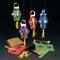 Cardboard Chinese New Year Lantern Craft Kit