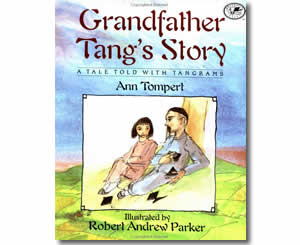 Grandfather Tang's Story - Chinese New Year Activities, Stories, Dances, Music, Recipes and more
