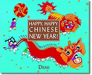 Chinese New Year Books for kids - Happy, Happy Chinese New Year