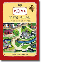 Chinese New Year Books for kids - My China Travel Journal