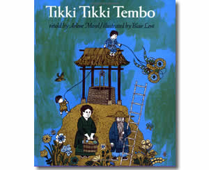 Chinese New Year Books for kids - Tiki Tiki Tembo