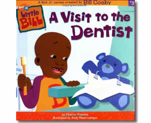 1A Visit to the Dentist - Dental Health Month Books for Kids