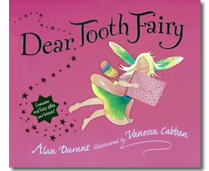 Dear Tooth Fairy - Dental Health Month Books for Kids