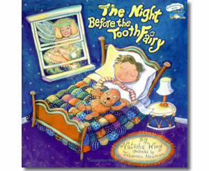 The Night Before Tooth Fairy - Dental Health Month Books for Kids