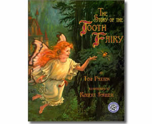 The Story of the Tooth Fairy - Dental Health Month Books for Kids