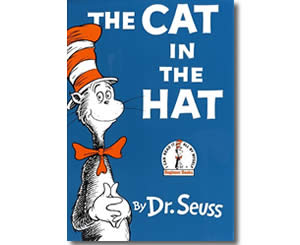 Dr. Seuss Books for kids - The Cat in the Hat