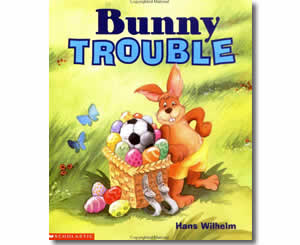 Bunny Trouble - Fun Easter Books for Kids
