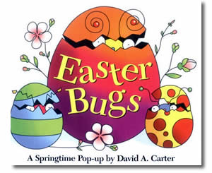 Easter Bugs - Fun Easter Books for Kids