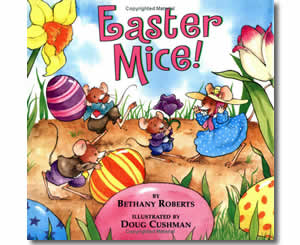 Easter Mice! - Fun Easter Books for Kids