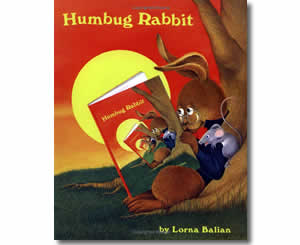 Humbug Rabbit - Fun Easter Books for Kids