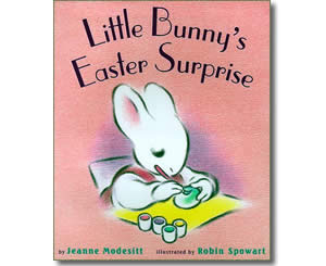 Little Bunny's Easter Surprise - Fun Easter Books for Kids