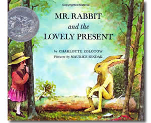 Mr. Rabbit and the Lovely Present  - Fun Easter Books for Kids