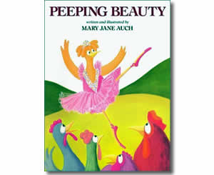 Peeping Beauty - Fun Easter Books for Kids