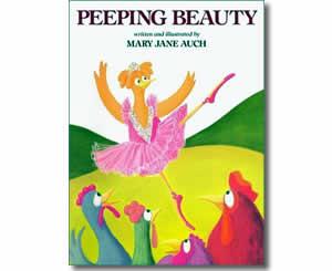Peeping Beauty - Fun Easter Books for Kids
