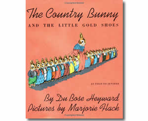 The Country Bunny and the Little Gold Shoes - Fun Easter Books for Kids