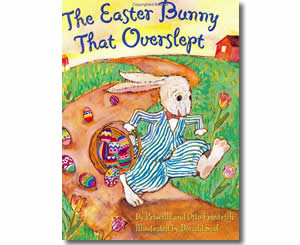 The Easter Bunny That Overslept  - Fun Easter Books for Kids