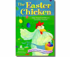 The Easter Chicken - Fun Easter Books for Kids