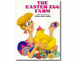 The Easter Egg Farm - Fun Easter Books for Kids