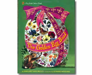 The Golden Egg Book - Fun Easter Books for Kids