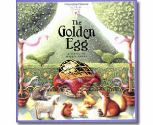 The Golden Egg - Fun Easter Books for Kids