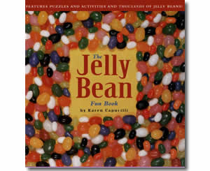 The Jelly Bean Fun Book - Fun Easter Books for Kids