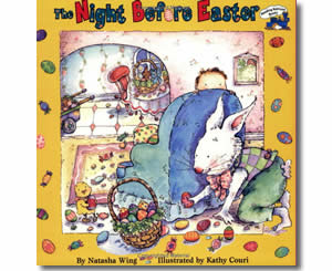 The Night Before Easter - Fun Easter Books for Kids