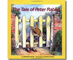 The Tale Of Peter Rabbit - Fun Easter Books for Kids