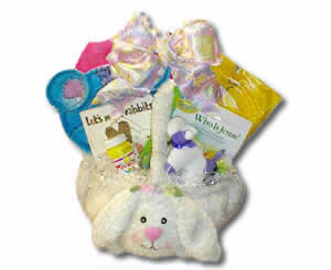 Easter gift baskets religious easter baskets negle Gallery