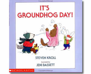 It's Groundhog Day - Groundhogs Day Books for Kids