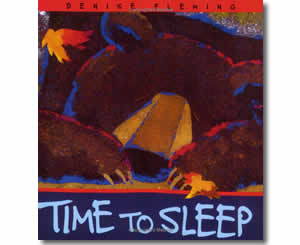 Time to Sleep - Groundhogs Day Books for Kids