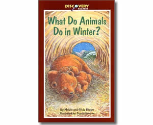 What Animals Do in Winter - Groundhogs Day Books for Kids