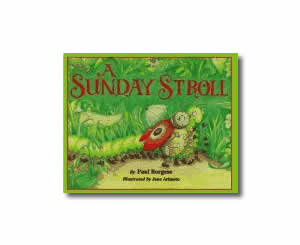 A Sunday Stroll - Valentines Day Books for Kids