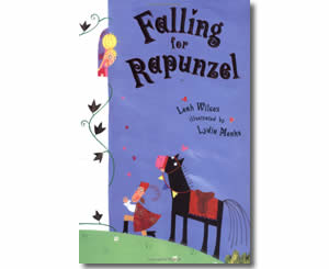 Falling for Rapunzel - Valentines Day Books for Kids
