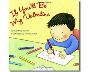 If You'll Be My Valentine - Valentines Day Books for Kids