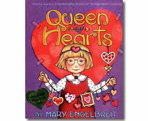 Queen of Hearts - Valentines Day Books for Kids