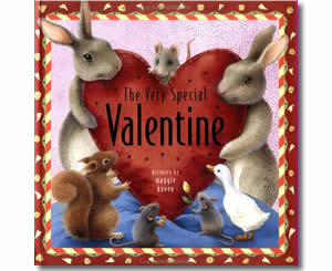 The Very Special Valentine - Valentines Day Books for Kids
