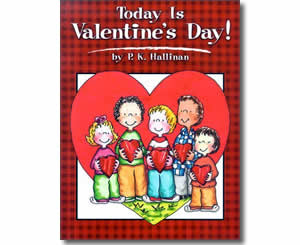 Today is Valentine's Day - Valentines Day Books for Kids