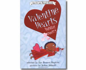 Valentine Hearts : Holiday Poetry - Valentines Day Books for Kids