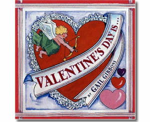 Valentine's Day Is - Valentines Day Books for Kids