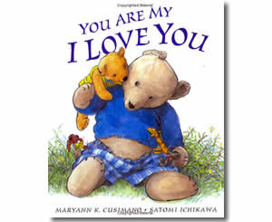 You Are My I Love You - Valentines Day Books for Kids