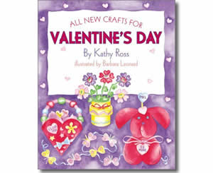 All New Crafts for Valentine's Day   - Valentines Day Books for Kids
