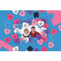 Conversation Heart Photo Frame Craft