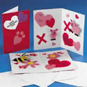Popup Valentine Cards Craft