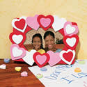 Valentine Foam Photo Frame Craft Kit