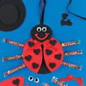 Valentine Ladybug Craft Kit