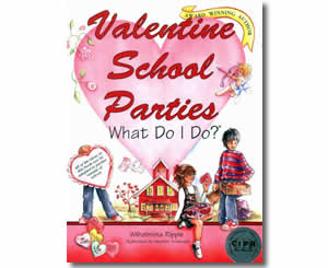 Valentine School Parties - Valentines Day Books for Kids